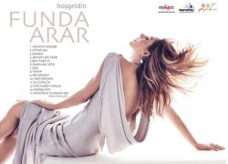 Funda Arar Hoşgeldin Albümü Şarkı Sözleri