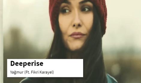 Deeperise feat. Fikri Karayel Yağmur Sözleri